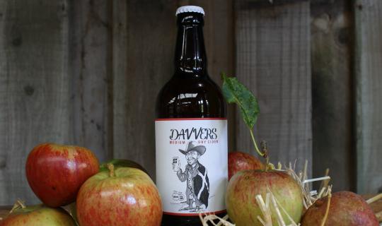 Davvers Cornish Cider