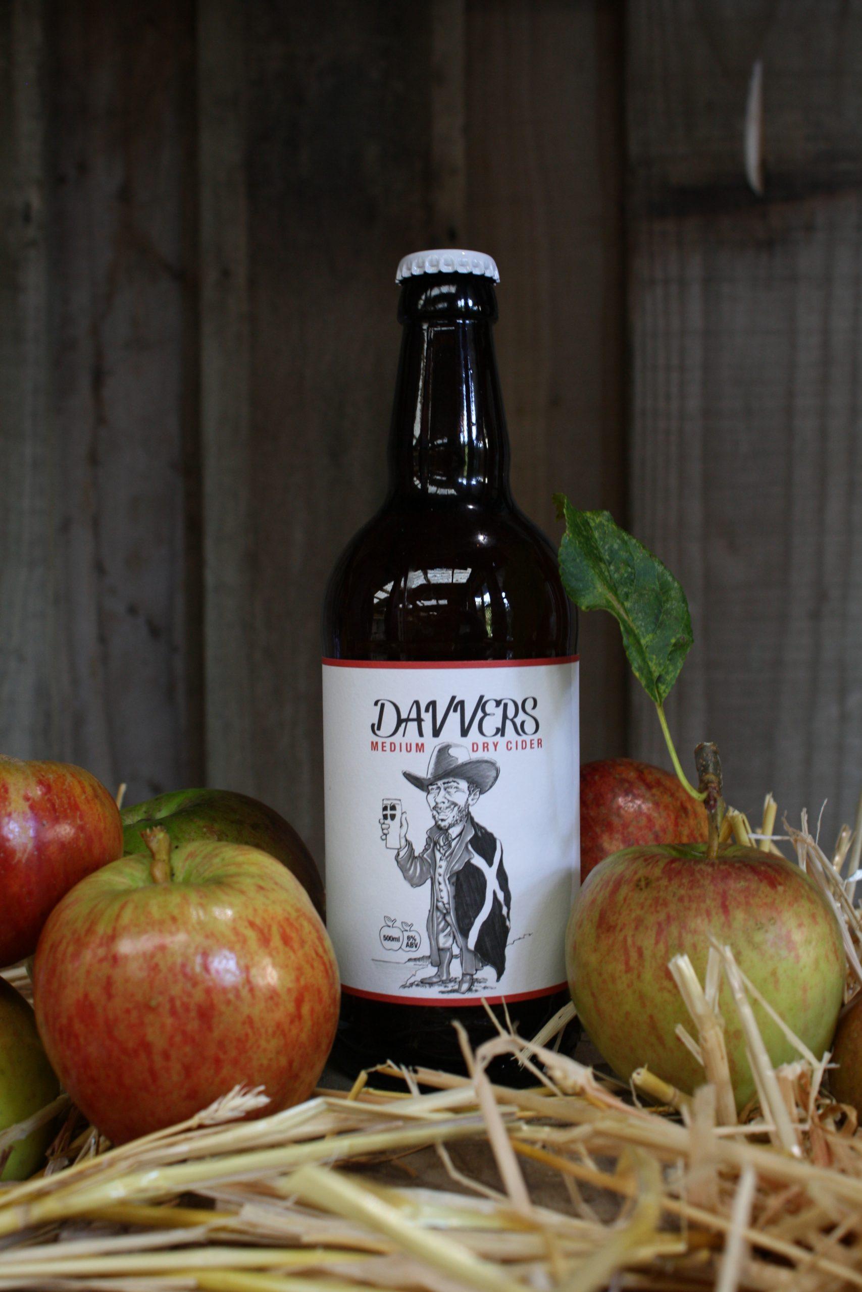 Davvers Cider